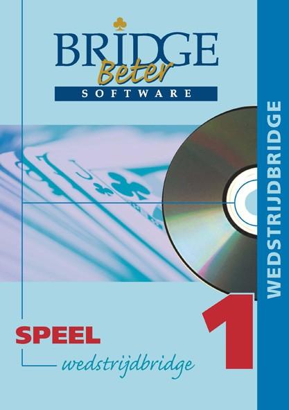 Speel wedstrijdbridge deel 1 CD-ROM