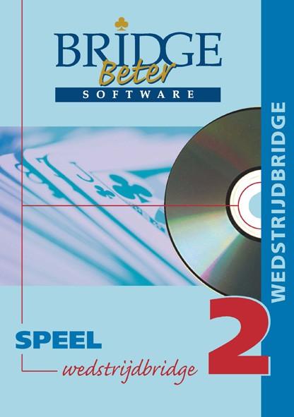 Speel wedstrijdbridge deel 2 CD-ROM