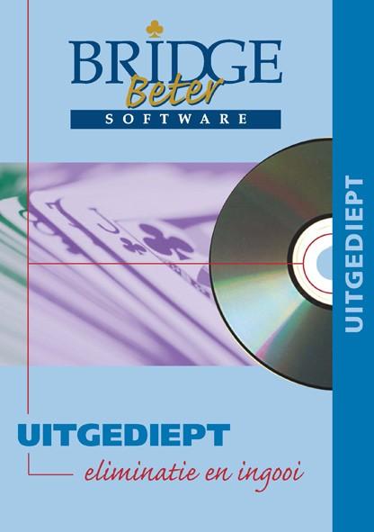 Uitgediept Eliminatie en Ingooi CD-ROM