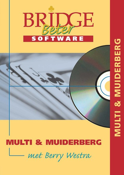 Multi en Muiderberg CD-ROM