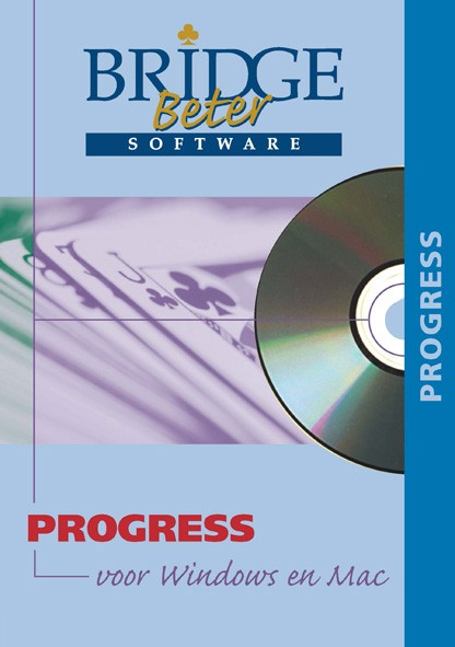 Progress voor Windows en Mac CD-ROM