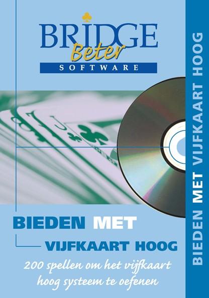 Bieden met vijfkaart hoog CD-ROM Mac.