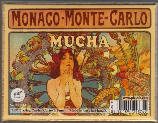 Mucha Monte Carlo